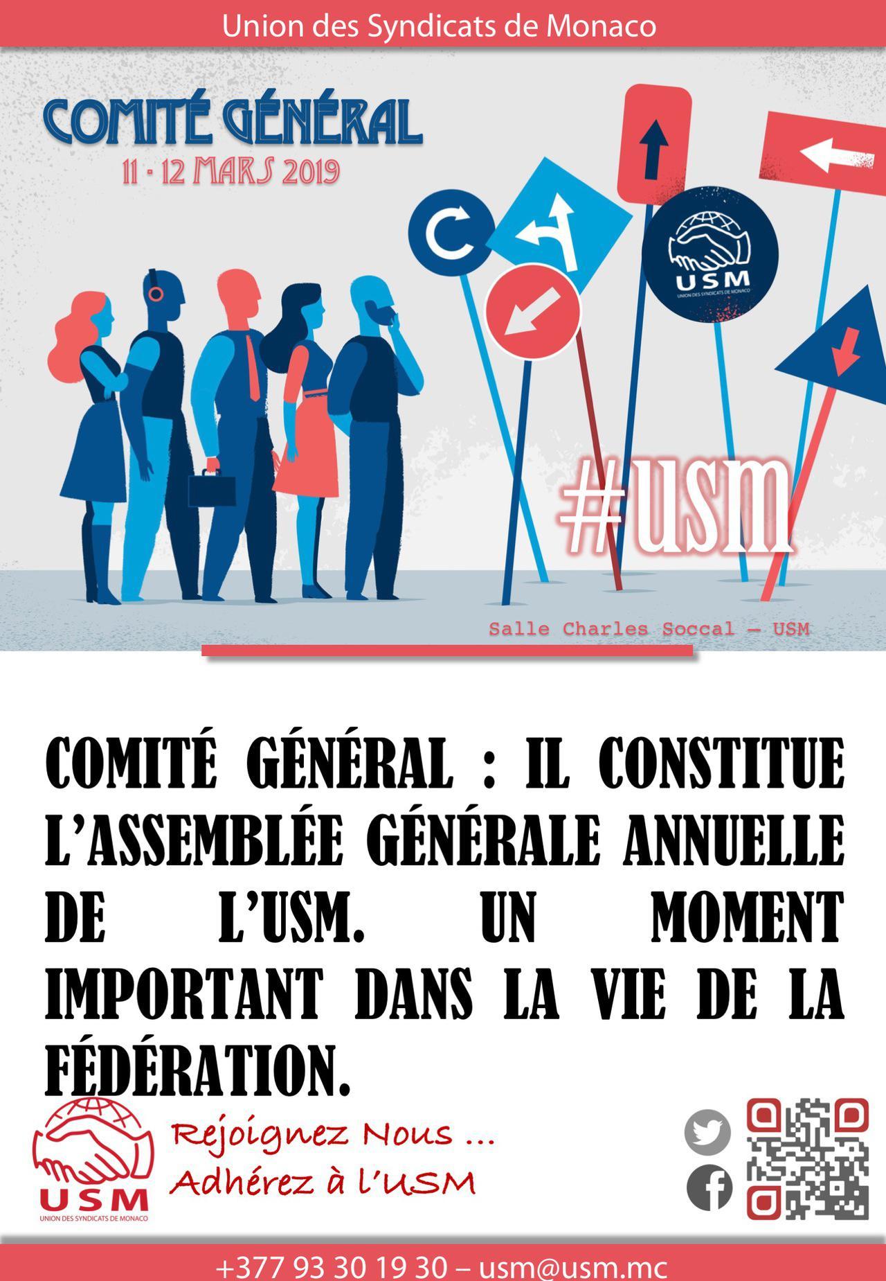 Comité Général 2019