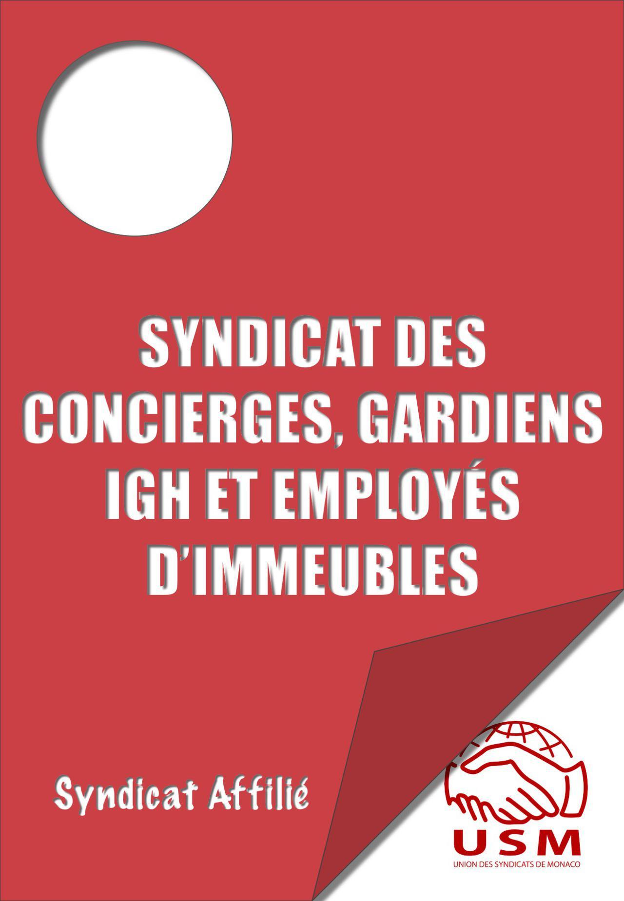 Concierges et Employés d'Immeubles
