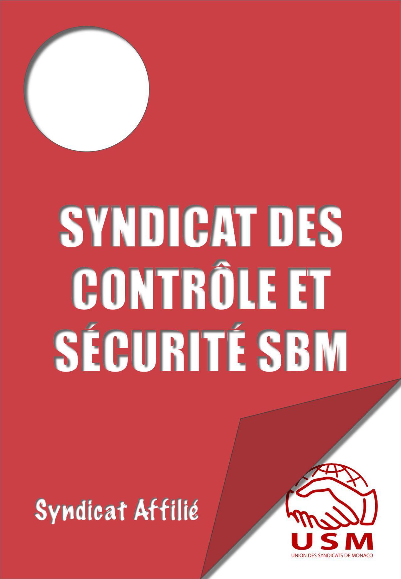 Contrôle Sécurité SBM