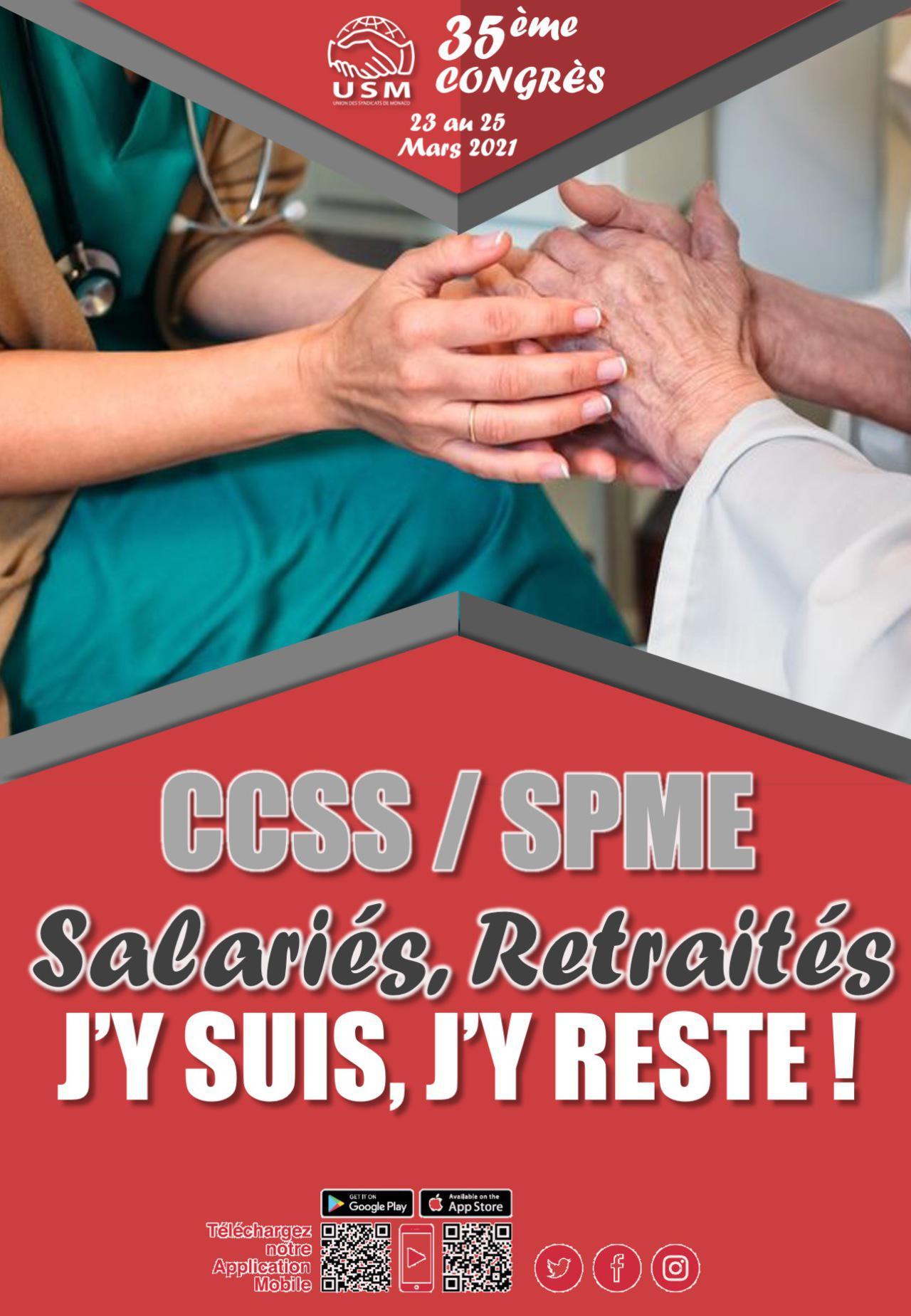 Congrès - CCSS