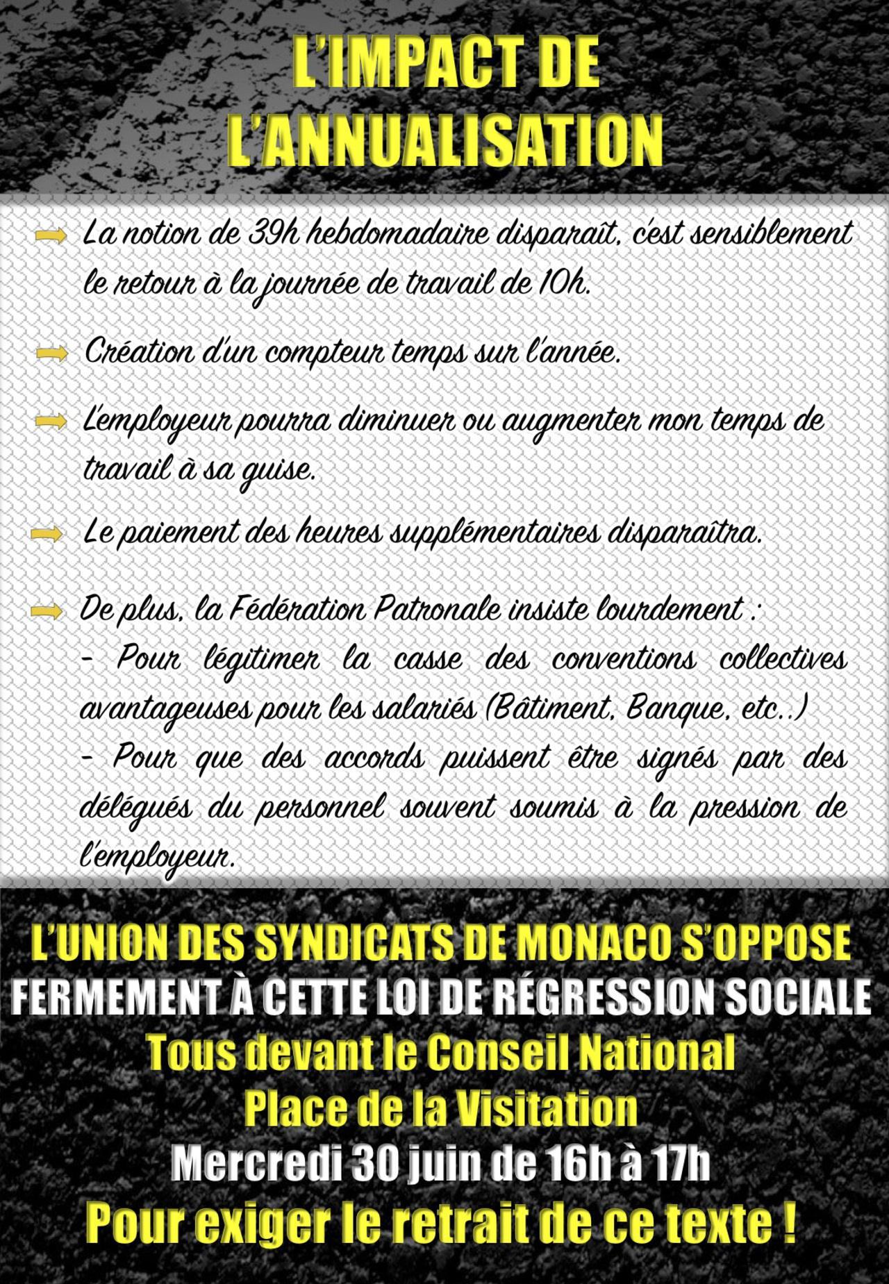 Loi Annualisation Verso