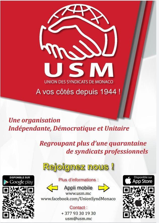 Présentation USM Recto