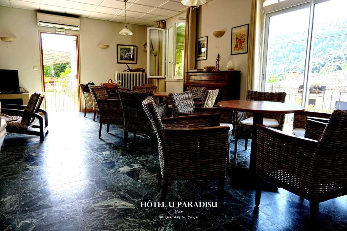Hôtel U Paradisu - Vico