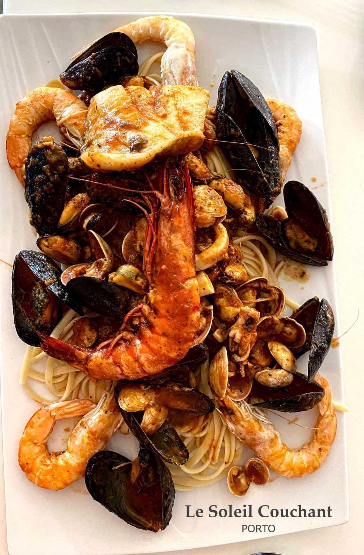 Restaurant Le Soleil Couchant
