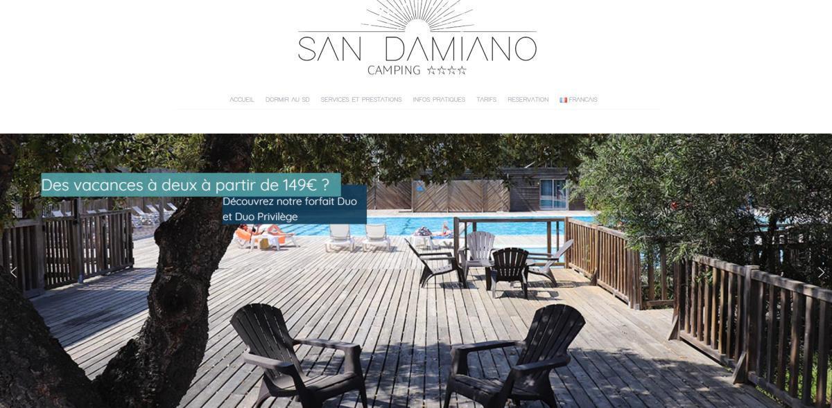 Camping San Damiano****