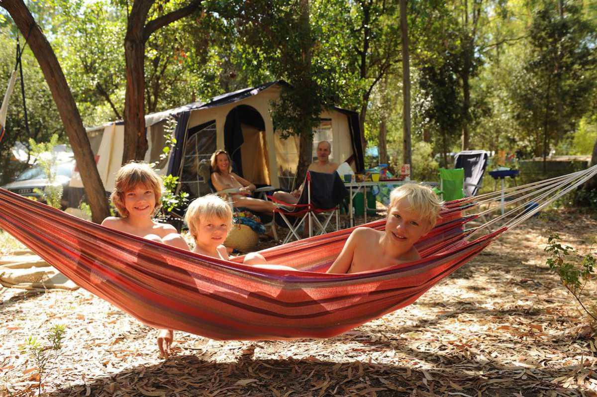 Bagheera  Camping & Village Vacances Naturistes