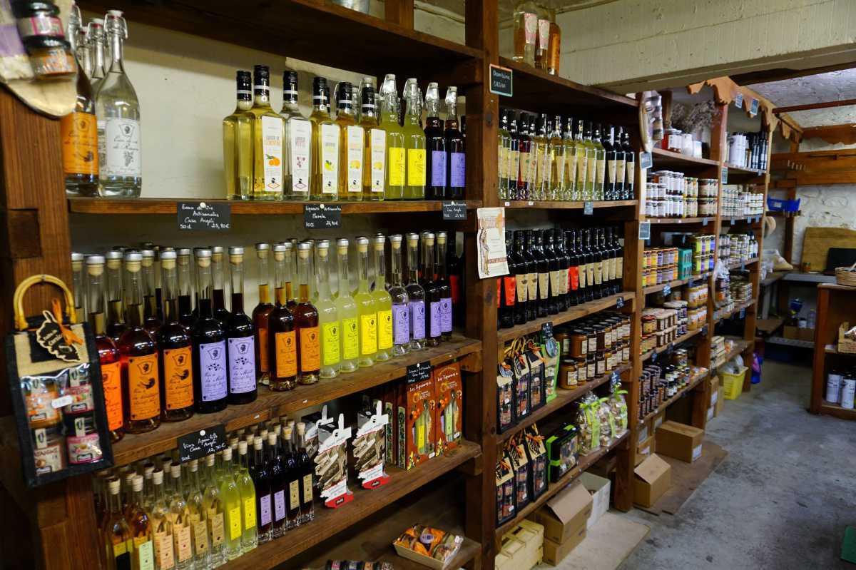 Aux saveurs de la Corse Chez Francois