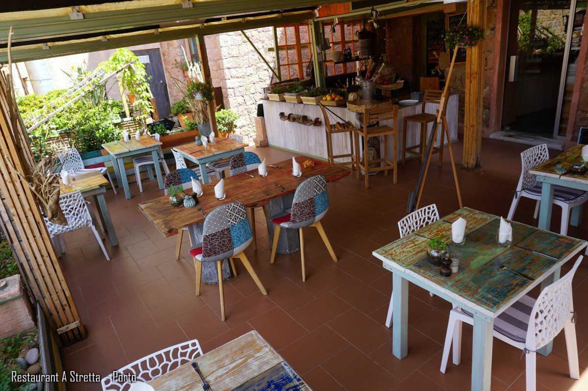 Restaurant A Stretta