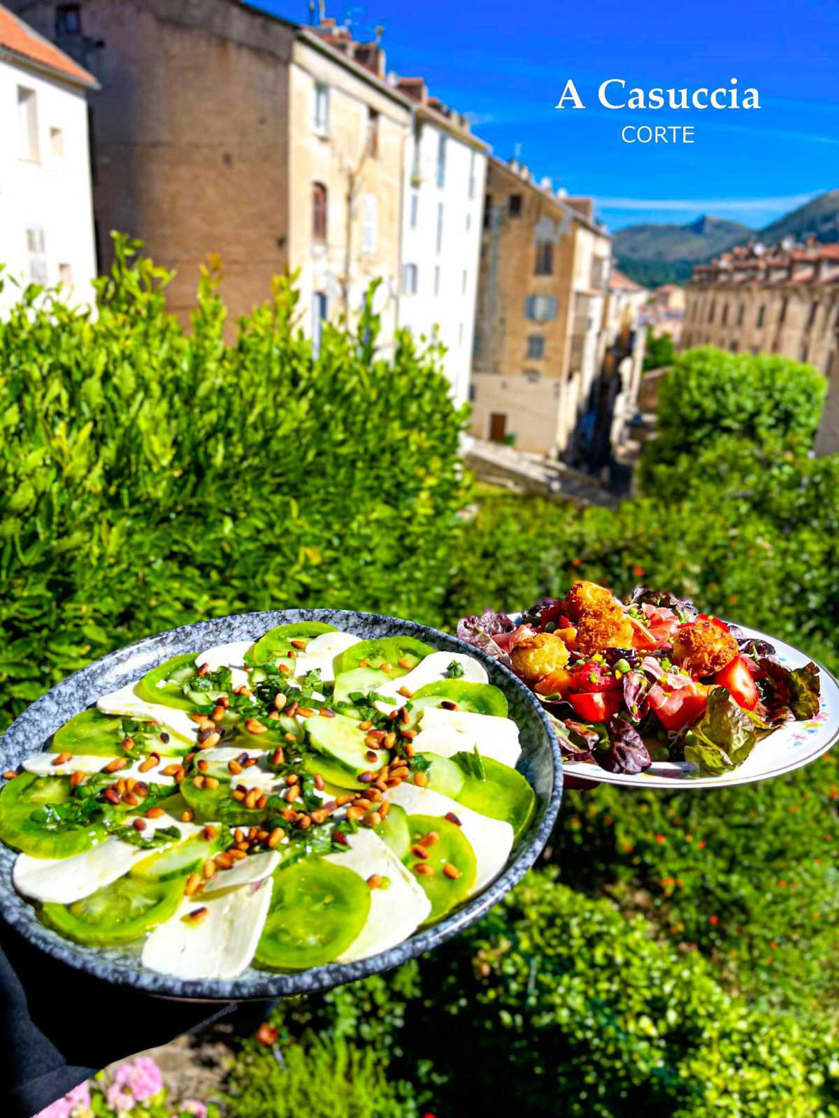 Restaurant A Casuccia