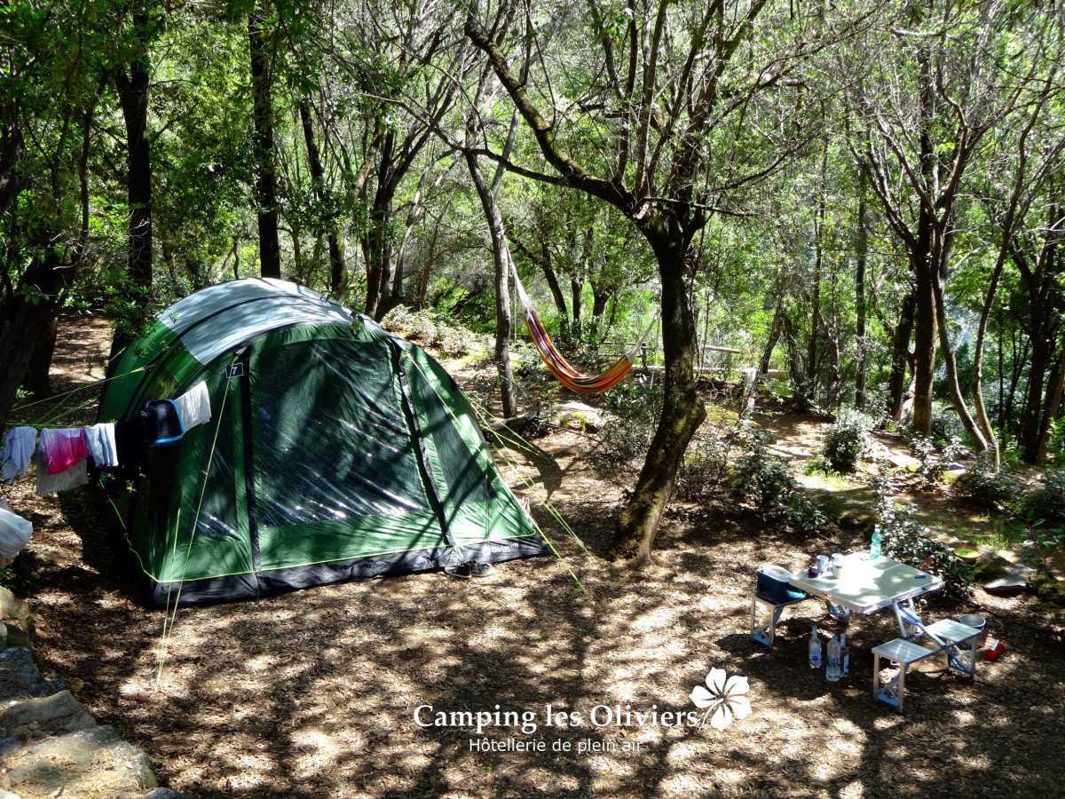 Un Camping en Corse ?