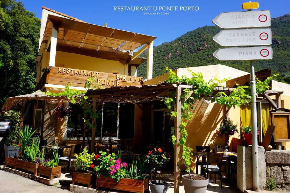 Restaurant U Ponte