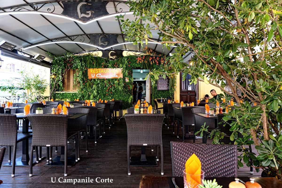 Restaurant U Campanile