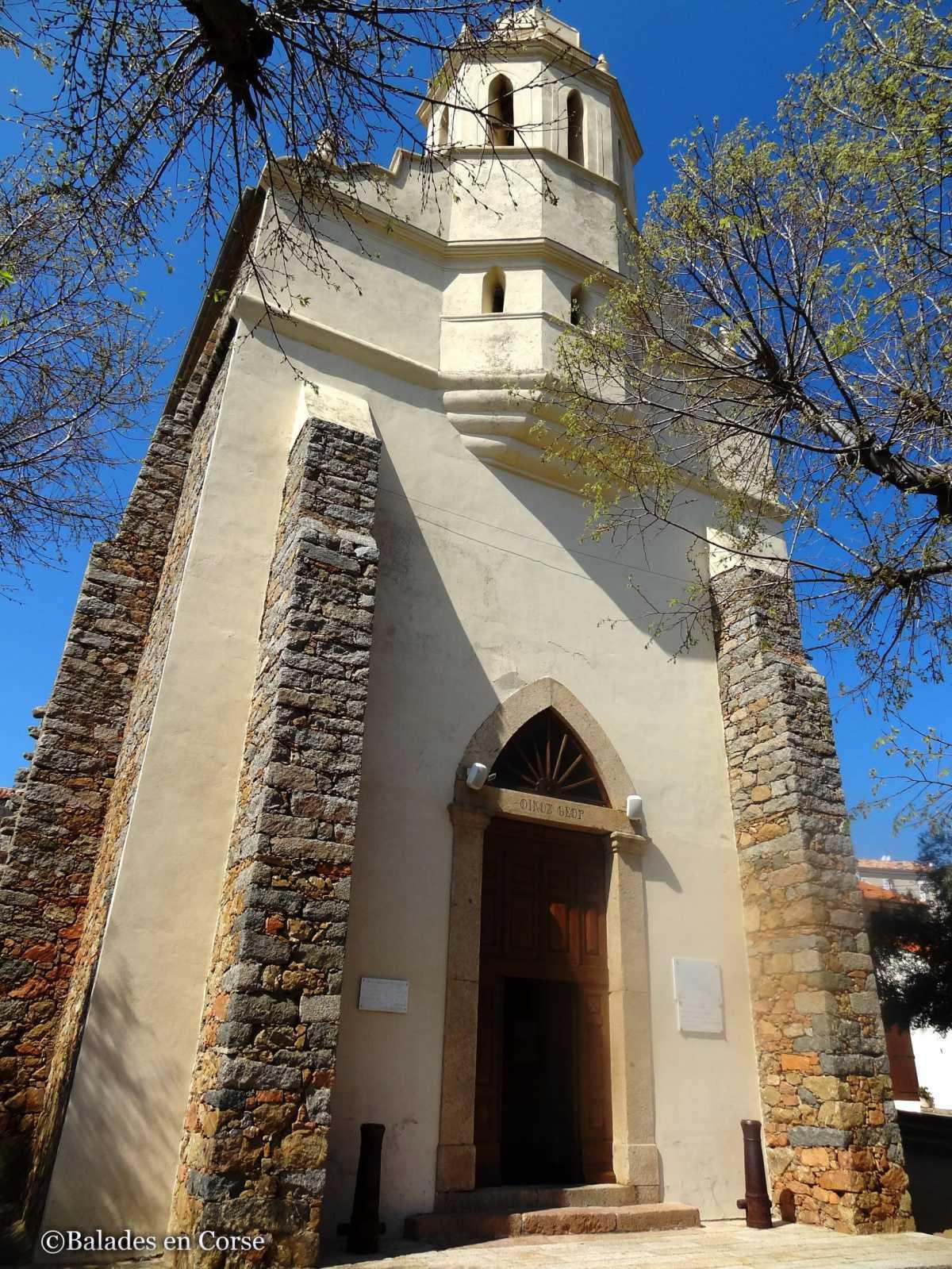 Ghjesgia San Spyridon