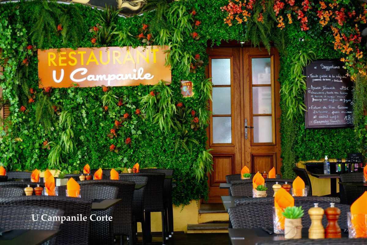 U Campanile Restaurant à Corte