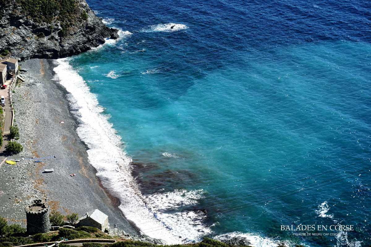 La Marine de Negru | Cap Corse