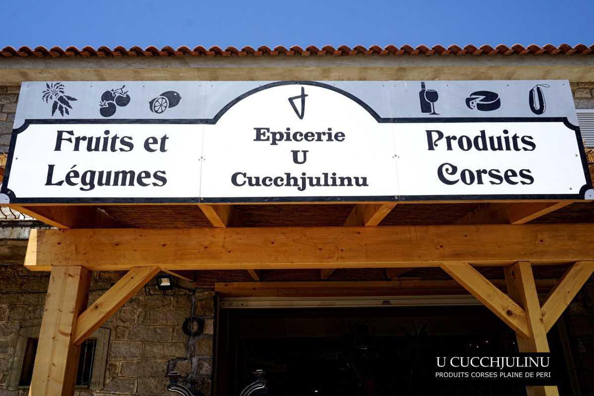 Produits Corses U Cucchjulinu