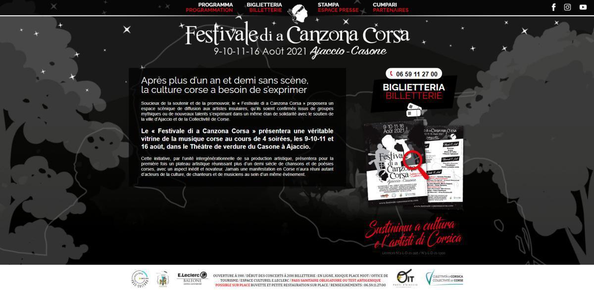 Festivale di a Canzona Corsa