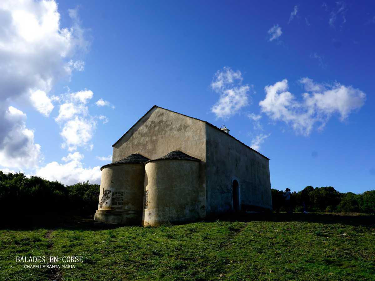 Visite guidée de la chapelle Santa Maria