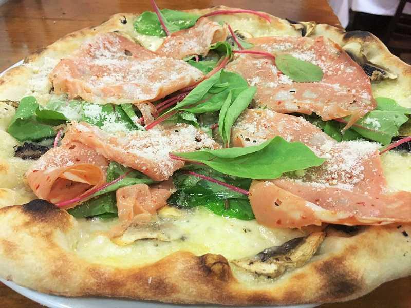Pizza Boccone
