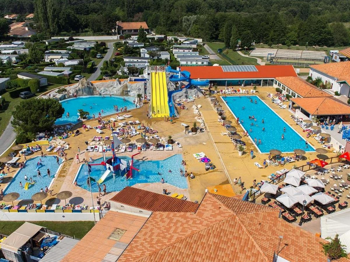 Les Charmettes - Camping Siblu
