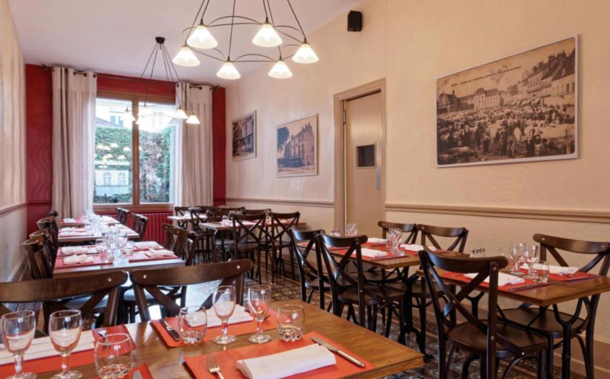 Hôtel Restaurant De La Gare ★★★