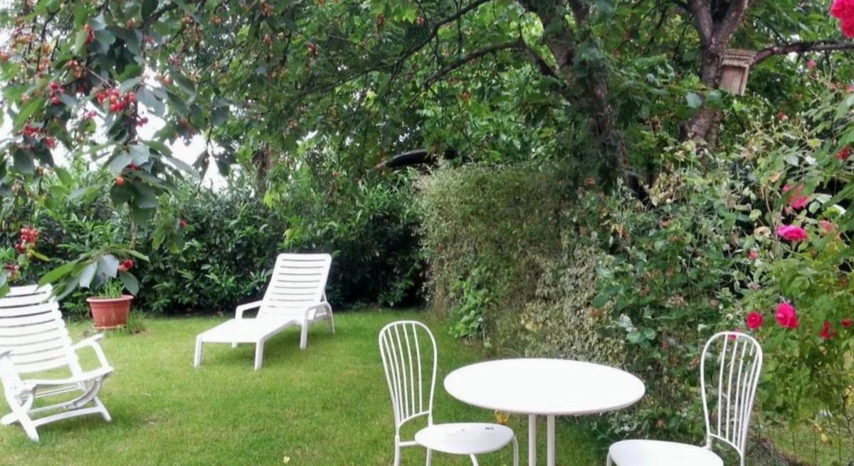 Le Gîte de Cherisey, magnifique triplex avec jardin