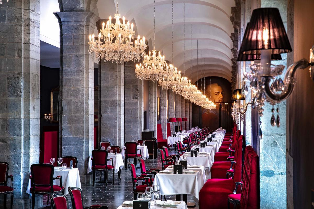 Le Royal Hainaut Spa & Resort Hôtel ★★★★