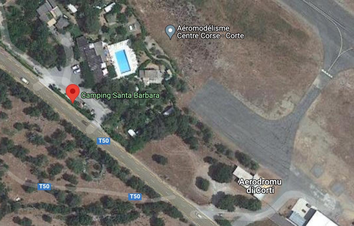 Camping Santa Barbara 🛩 LFKT CORTE