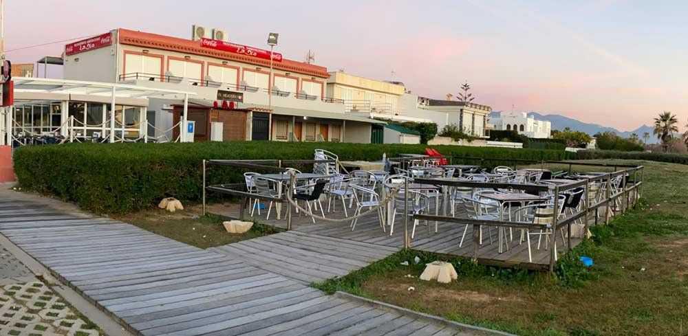 Pension Restaurante La Ola 🛩 LECN CASTELLON-DE-LA-PLANA
