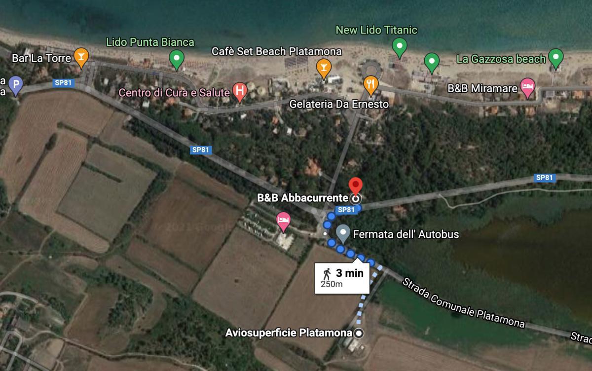 B&B Abbacurrente, Sardaigne - IT-0125 PLATAMONA