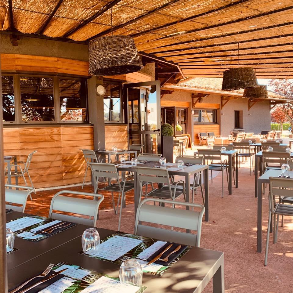 Blackwood Bar Restaurant 🛩 LFCI ALBI LE SEQUESTRE
