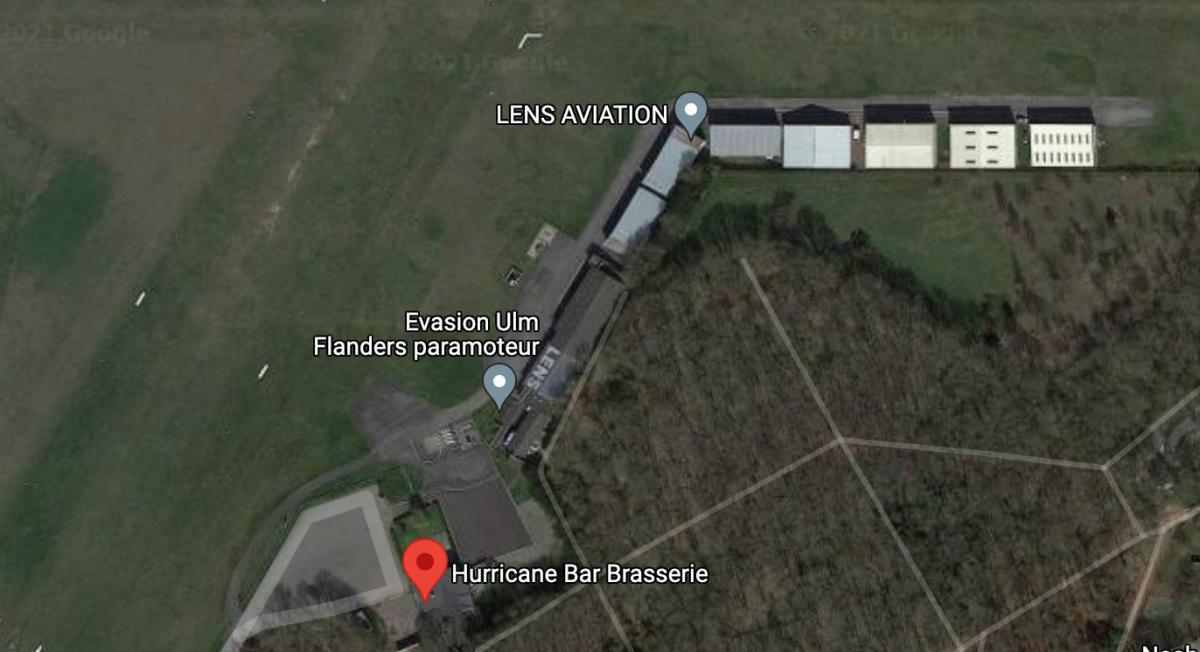 Hurricane Bar Brasserie 🛩 LFQL LENS BENIFONTAINE