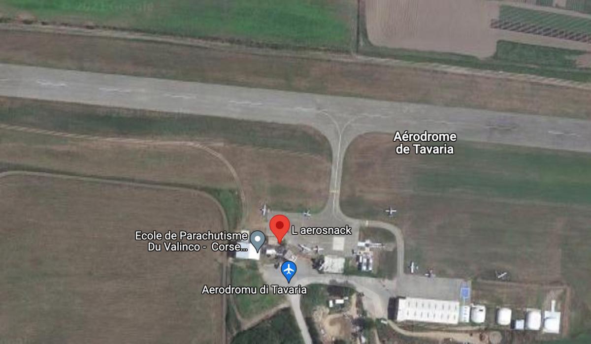 L'Aerosnack 🛩 LFKO PROPRIANO
