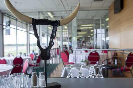 Le Boeuf au Galop, Restaurant de l'Hippodrome 🛩 LFBA AGEN LA GARENNE