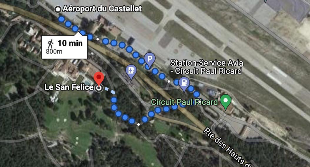 Le San Felice 🛩 LFMQ LE CASTELLET