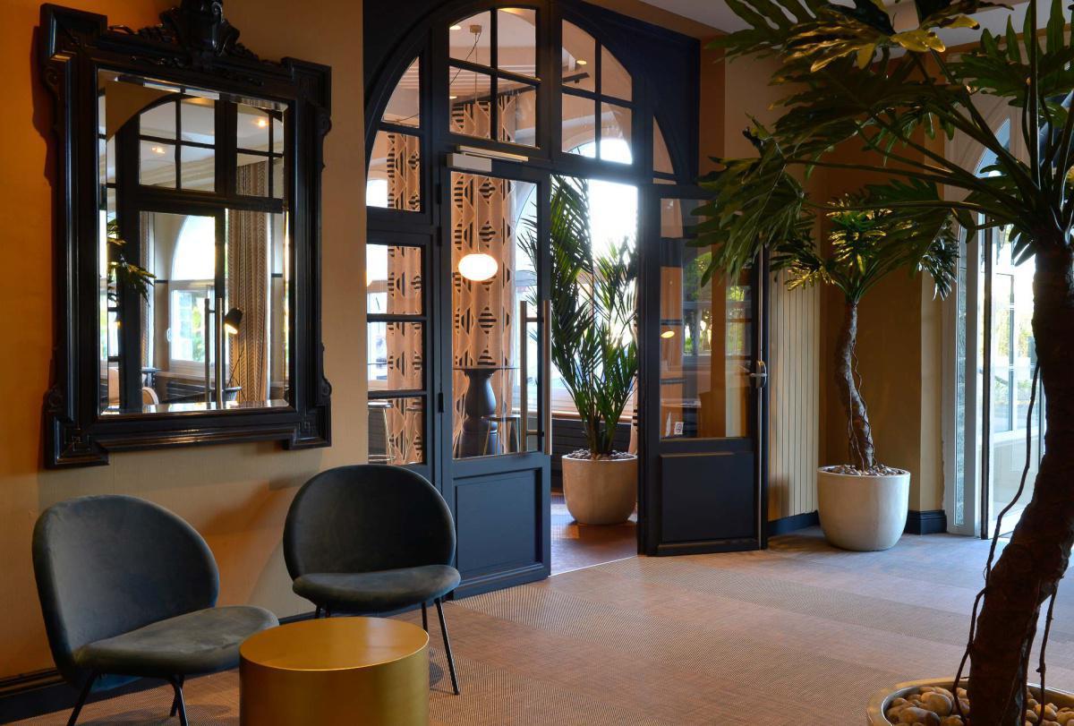 Hôtel de Diane, Hôtel Restaurant ★★★★