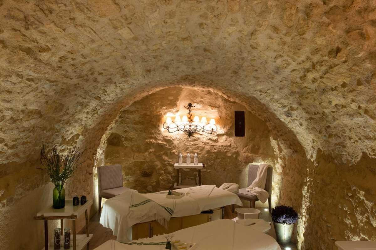 Hôtel Crillon le Brave ★★★★★ Restaurants & SPA