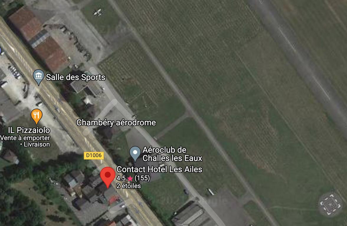 Hôtel Restaurant Les Ailes 🛩 LFLE CHAMBERY CHALLES LES EAUX