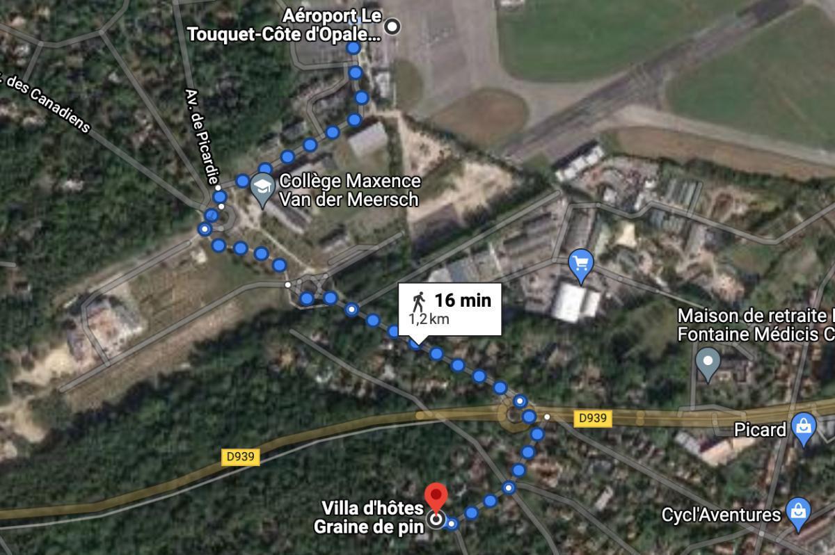 Villa d'Hôtes Graine de Pin - LFAT LE TOUQUET COTE D'OPALE