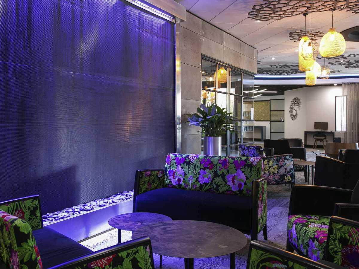 Bar Hôtel Restaurant Mercure ★★★★ 🛩 LFBD BORDEAUX MERIGNAC