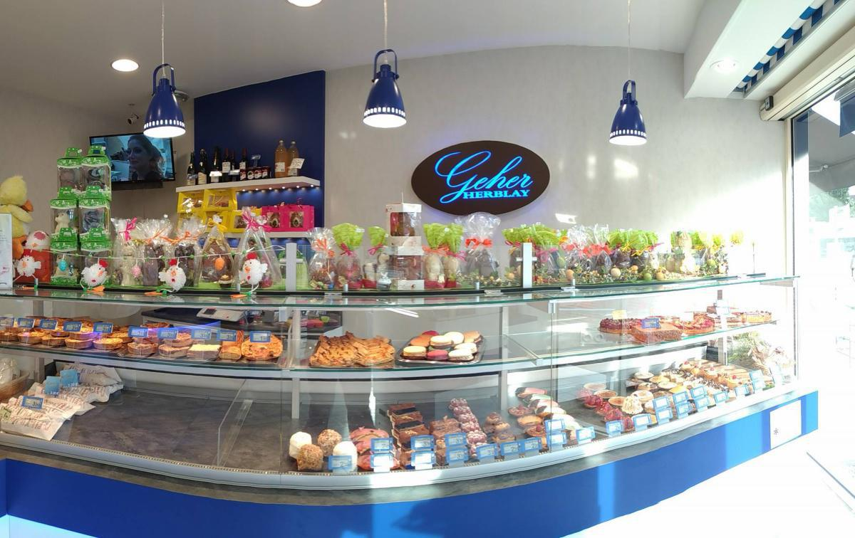 Votre Boulangerie-Pâtisserie Geher à Herblay