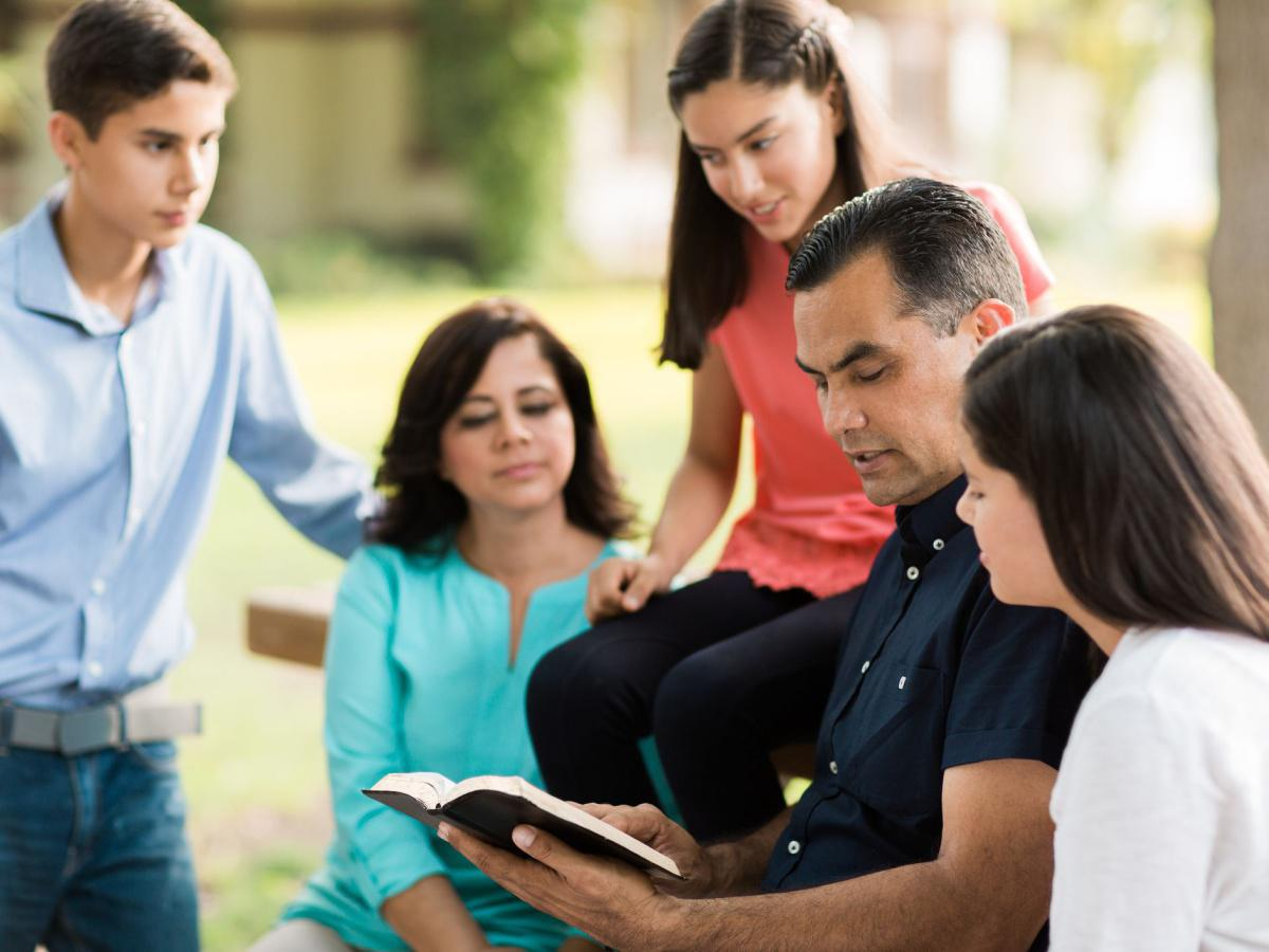 Quiero ganar a mi cónyuge o mi familia para Cristo