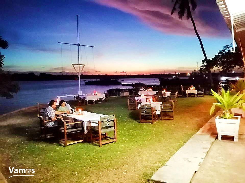 Dine & Cruise at Mombasa Yacht Club