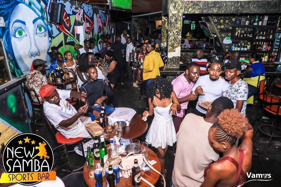 Party Endlessly at Samba Bamburi