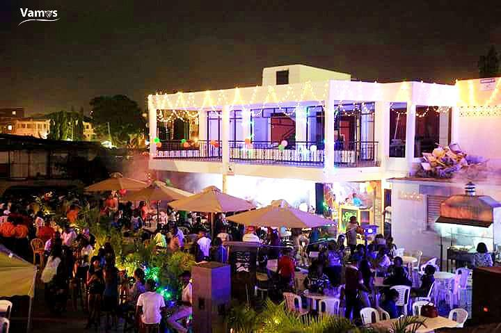 Party at Club Mio's Bamburi