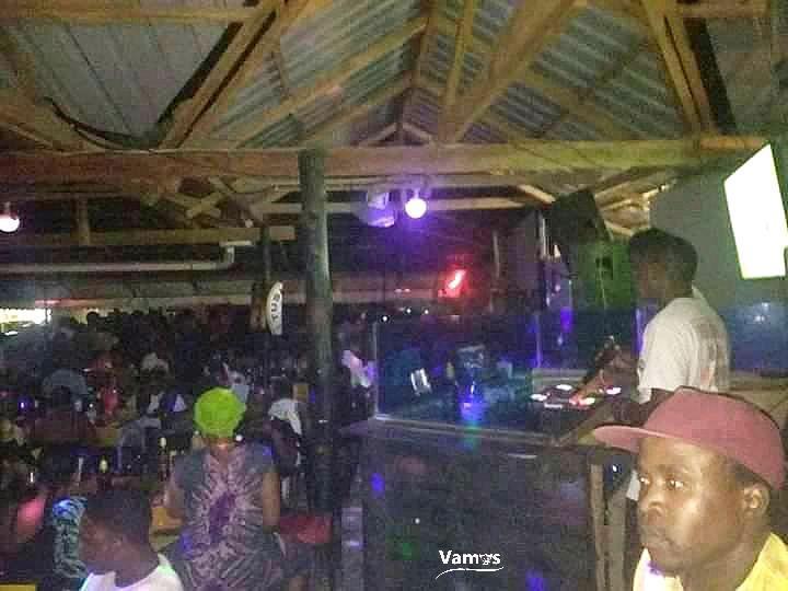 Party at Naiz Club Mtwapa