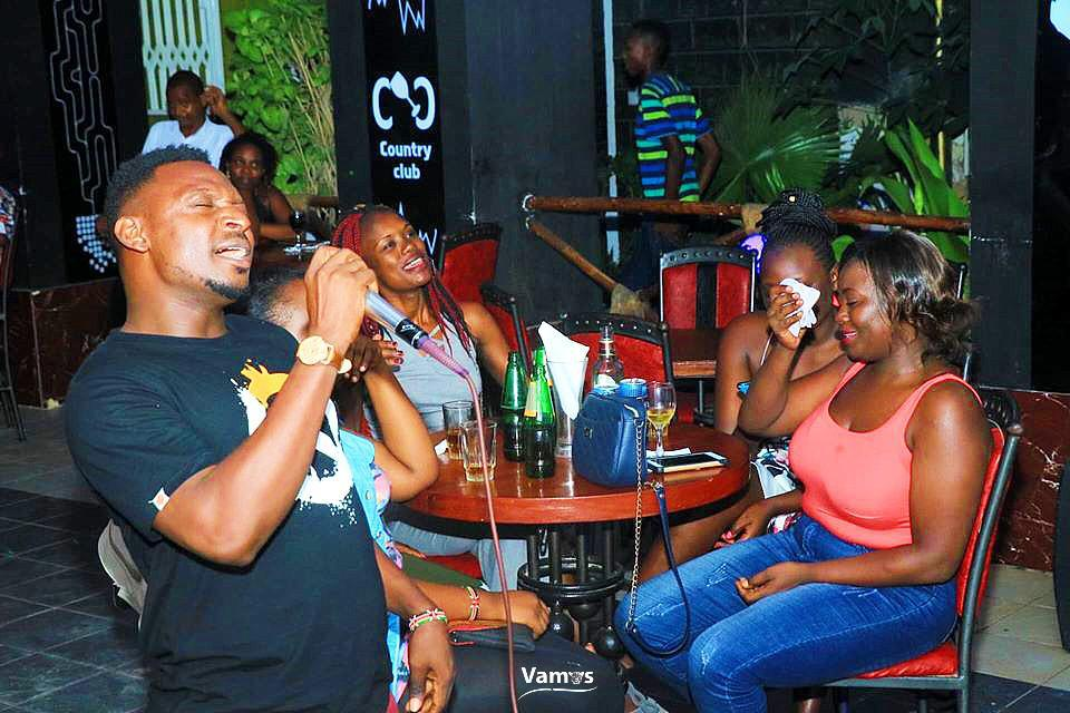 Party at Country Club Mtwapa