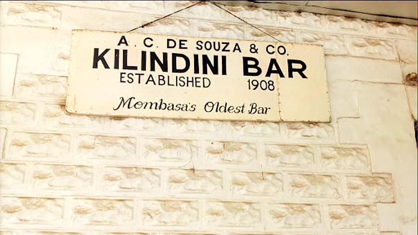 Chill at Kilindini Bar, Mombasa's Oldest