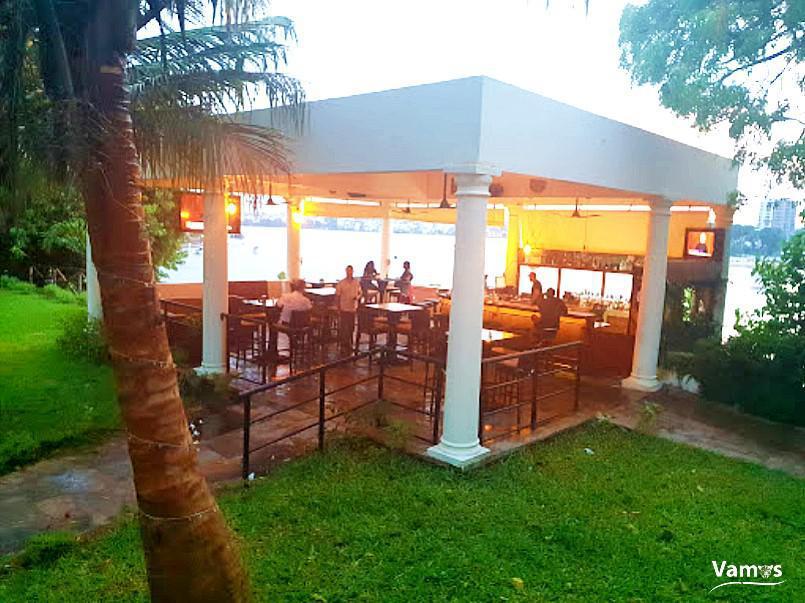 Relax at AJs Bar & Grill Nyali