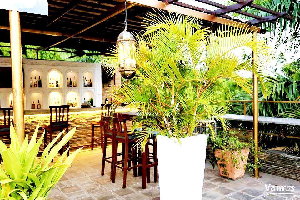 Dine at Mikaye Restaurant